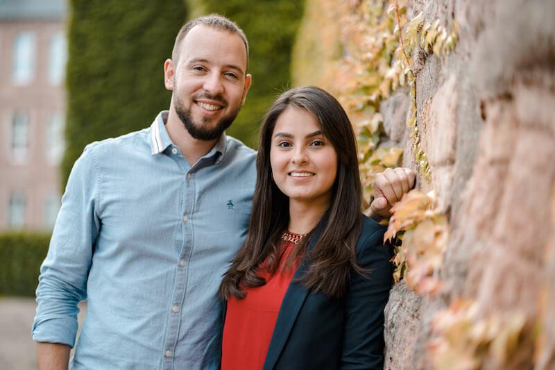 Elena Lopez & Claudio Garcia
