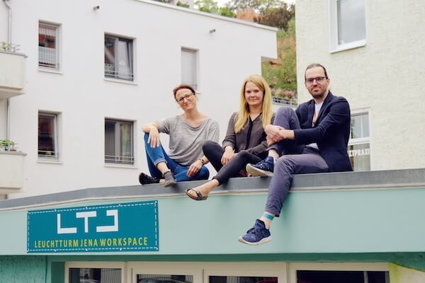 Jens Wipprich, Julia Baumert, Katrin Hitziggrad
