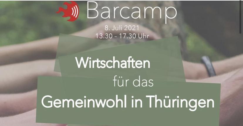 BarCamp gemeinwohlorientiertes Wirtschaften