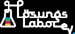 Logo Lösungslabor eV weiß